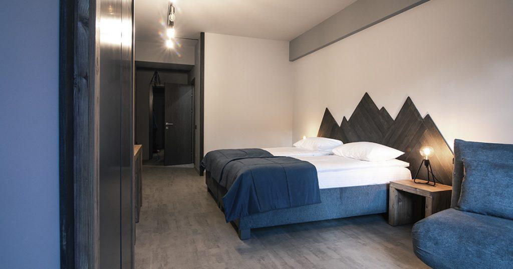 В отеле Blue Mountain заказать НОМЕР 21 в буковеле фото №4