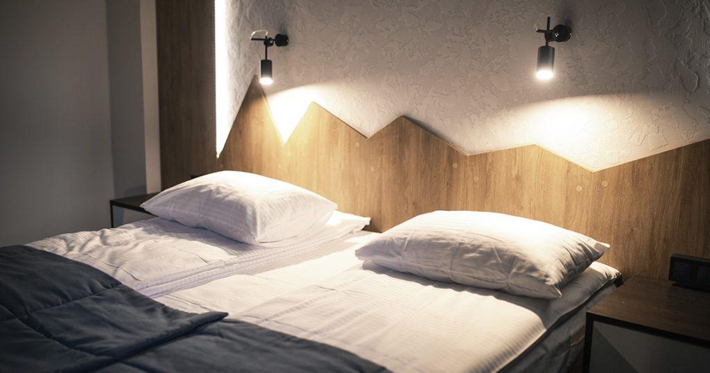 В отеле Blue Mountain заказать НОМЕР 13 в буковеле фото №4