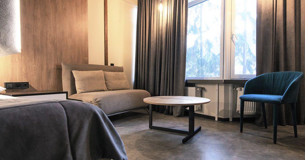 В отеле Blue Mountain заказать НОМЕР 12 в буковеле фото №2