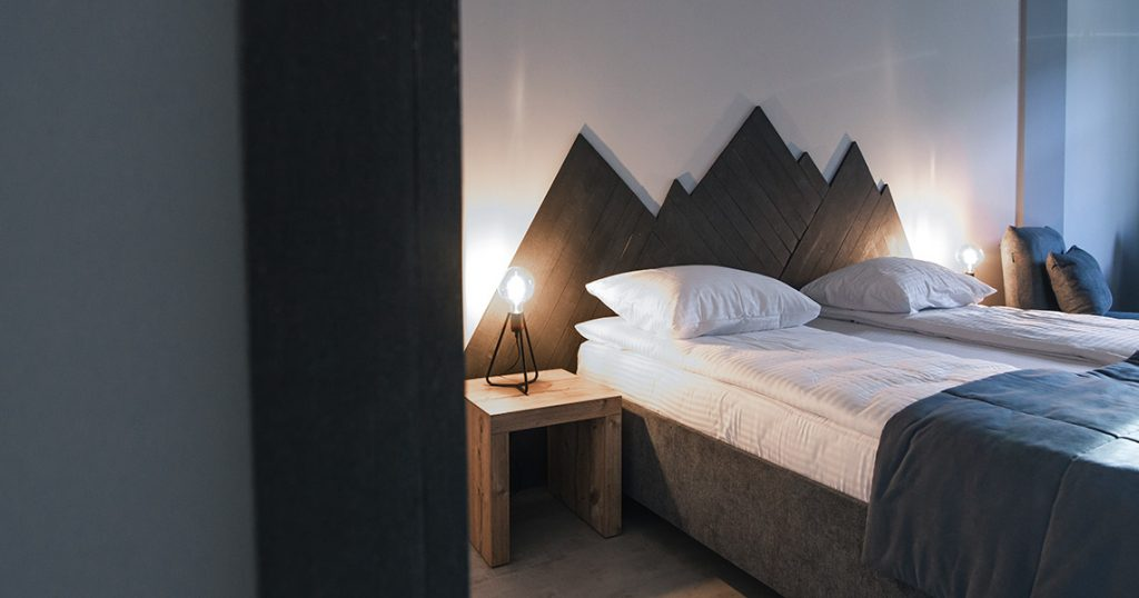 В отеле Blue Mountain заказать НОМЕР 21 в буковеле фото №8