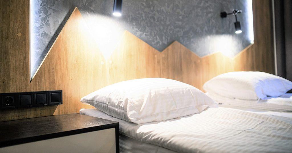 В отеле Blue Mountain заказать НОМЕР 11 в буковеле фото №2