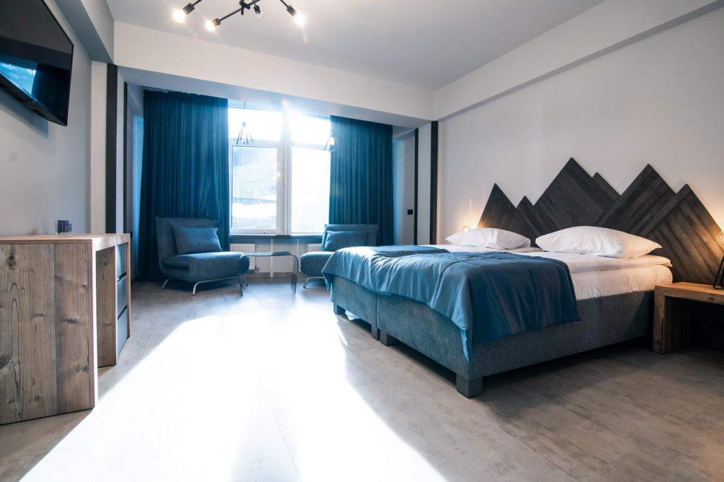Отдых в отеле Blue Mountain - заказать номер в Полянице (курорт Буковель) фото №12