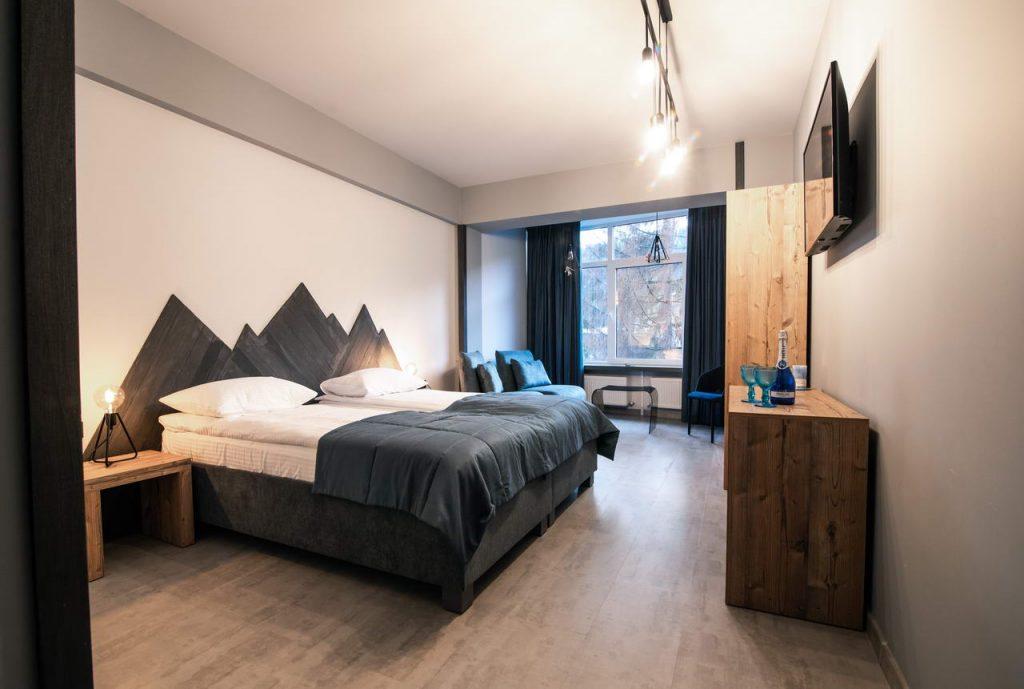 Отдых в отеле Blue Mountain - заказать номер в Полянице (курорт Буковель) фото №27