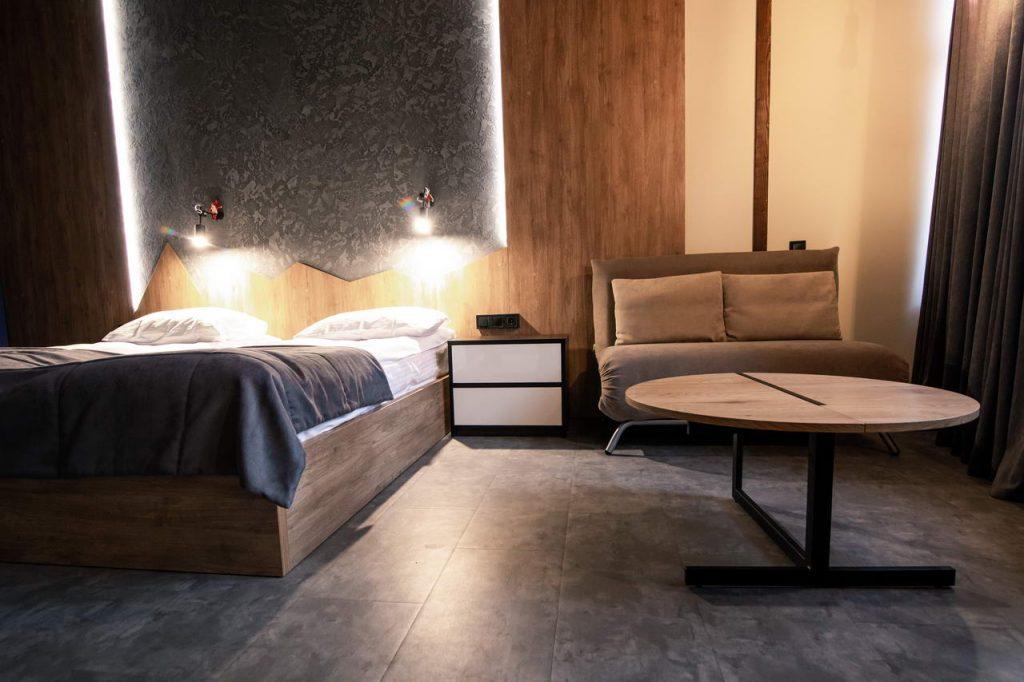 Отдых в отеле Blue Mountain - заказать номер в Полянице (курорт Буковель) фото №13