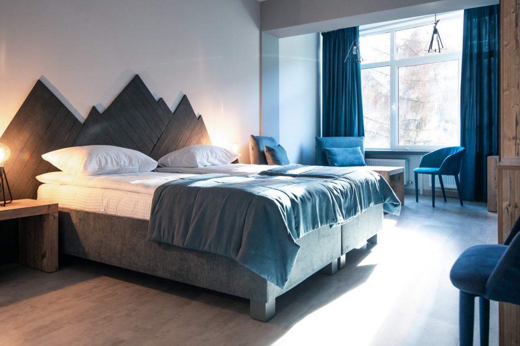 Отдых в отеле Blue Mountain - заказать номер в Полянице (курорт Буковель) фото №23