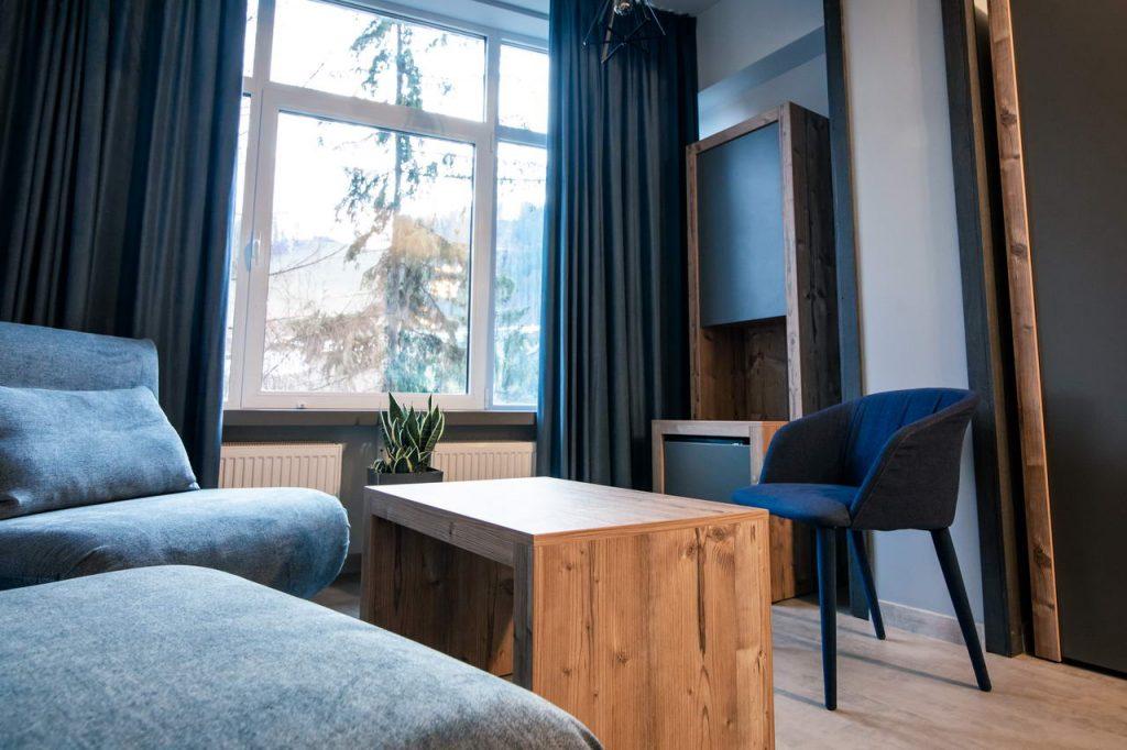 Отдых в отеле Blue Mountain - заказать номер в Полянице (курорт Буковель) фото №14