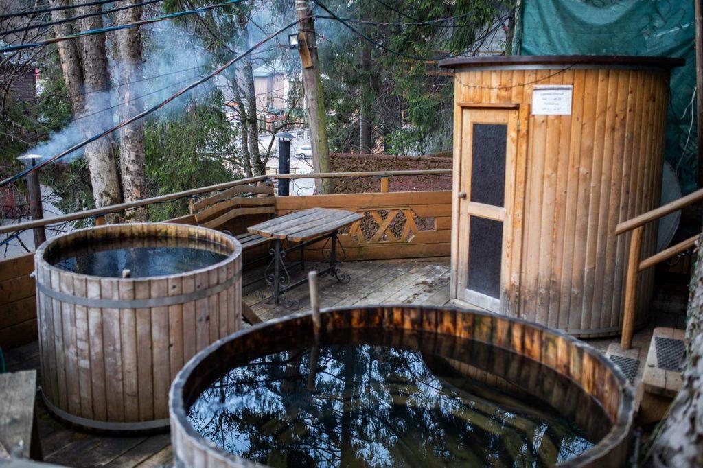 Отдых в отеле Blue Mountain - заказать номер в Полянице (курорт Буковель) фото №17