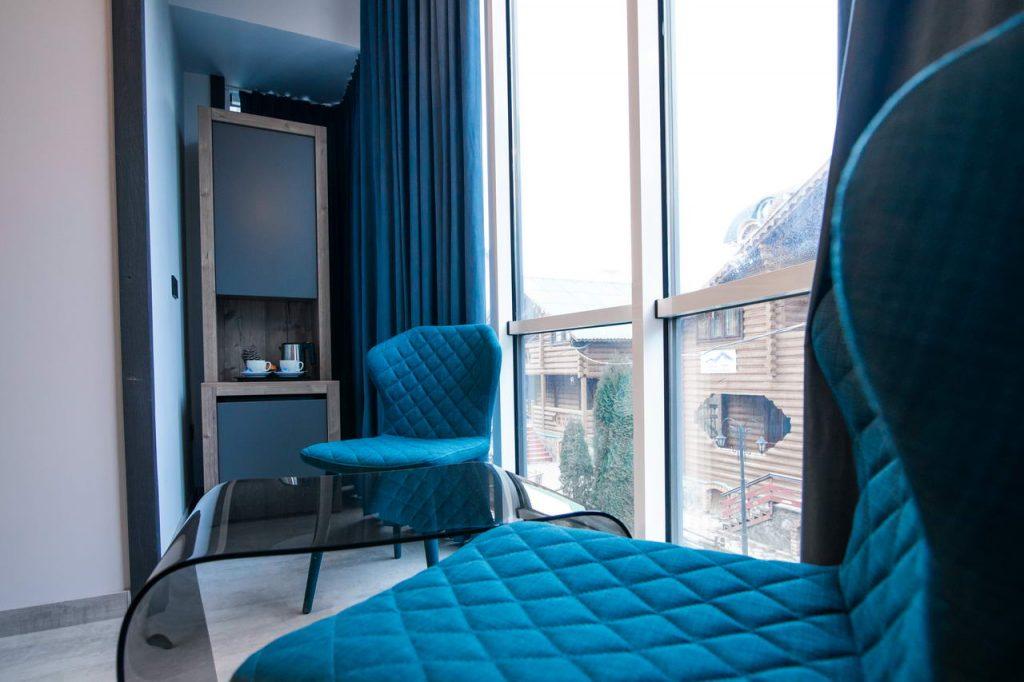 Отдых в отеле Blue Mountain - заказать номер в Полянице (курорт Буковель) фото №7