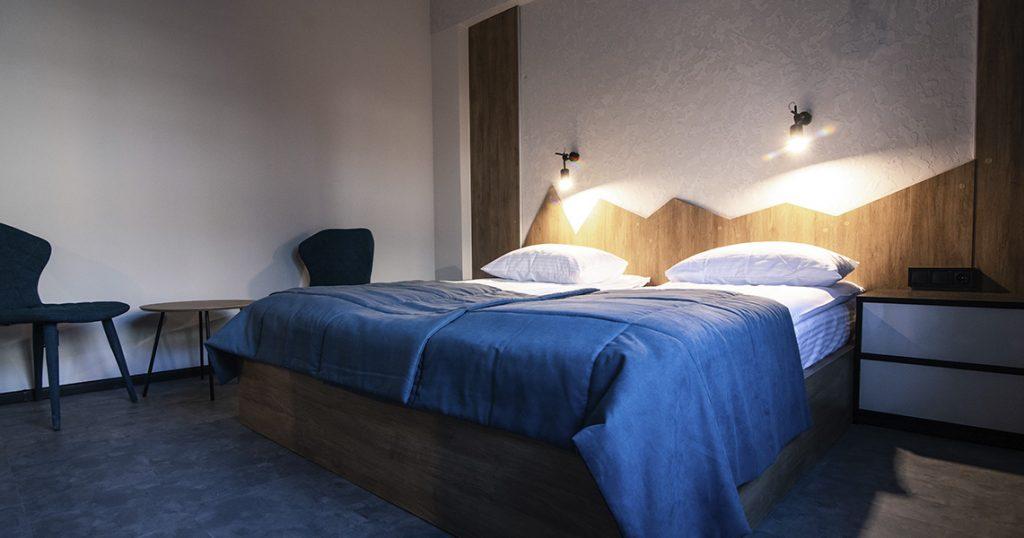 В отеле Blue Mountain заказать НОМЕР 14 в буковеле фото №8