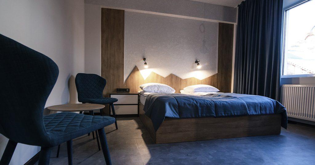 В отеле Blue Mountain заказать НОМЕР 24 в буковеле фото №4