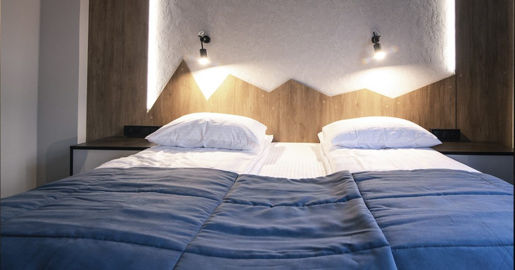 В отеле Blue Mountain заказать НОМЕР 13 в буковеле фото №1