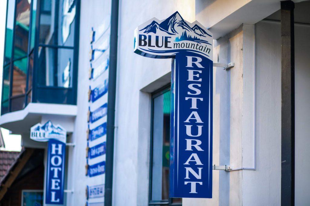 Отдых в отеле Blue Mountain - заказать номер в Полянице (курорт Буковель) фото №28
