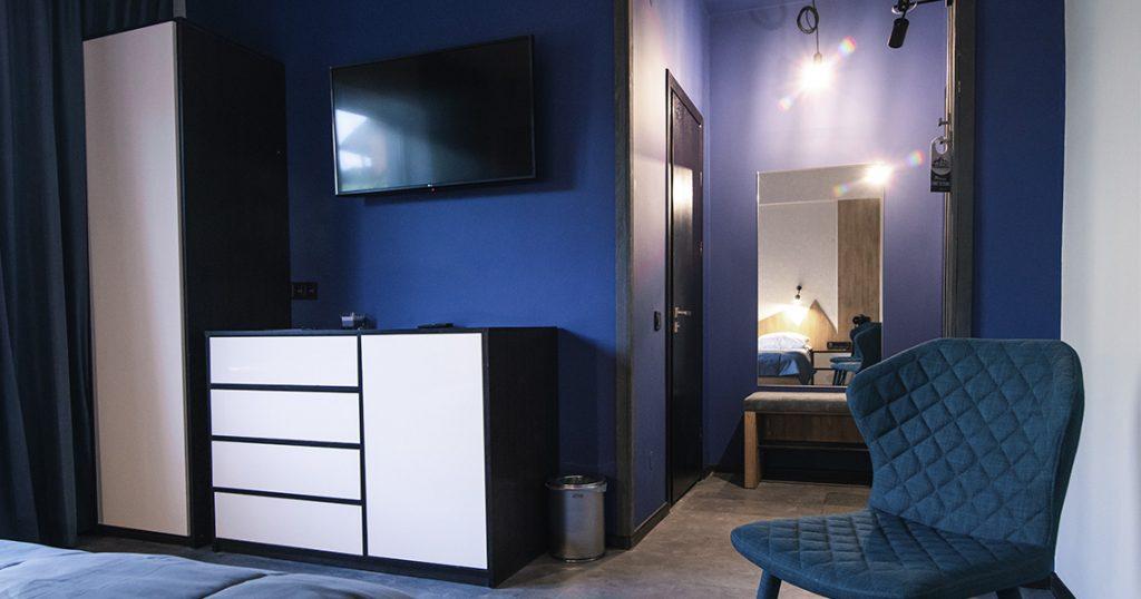 В отеле Blue Mountain заказать НОМЕР 24 в буковеле фото №6