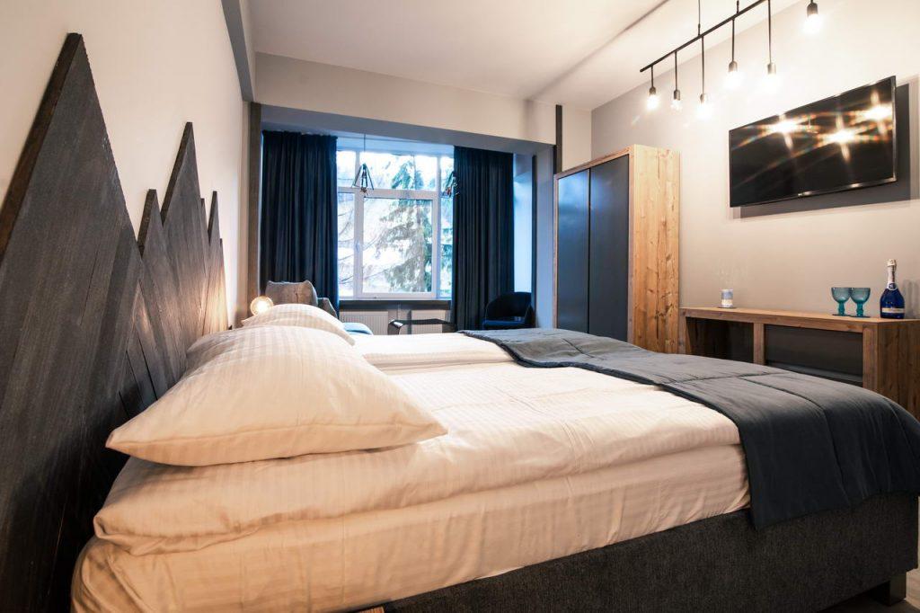 Отдых в отеле Blue Mountain - заказать номер в Полянице (курорт Буковель) фото №32