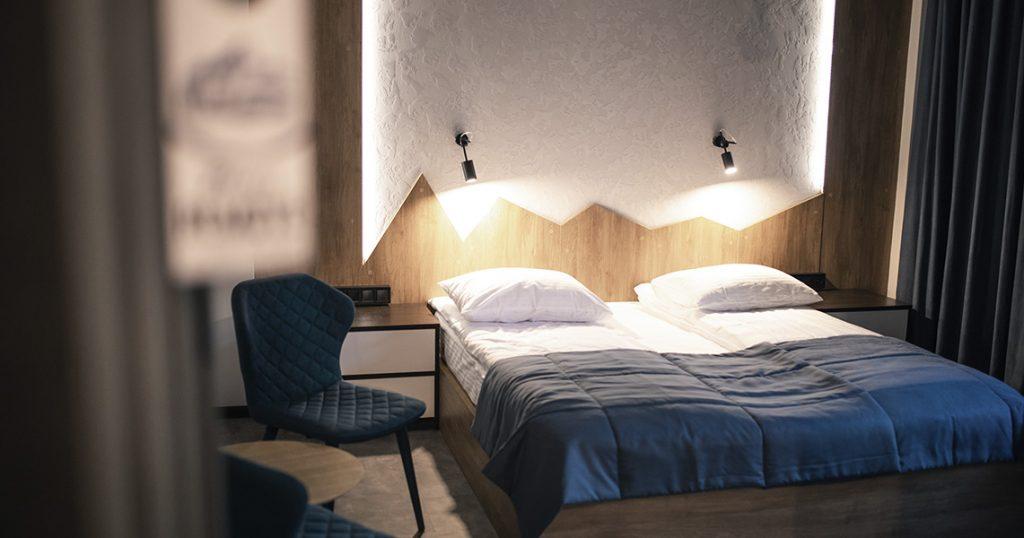 В отеле Blue Mountain заказать НОМЕР 24 в буковеле фото №7