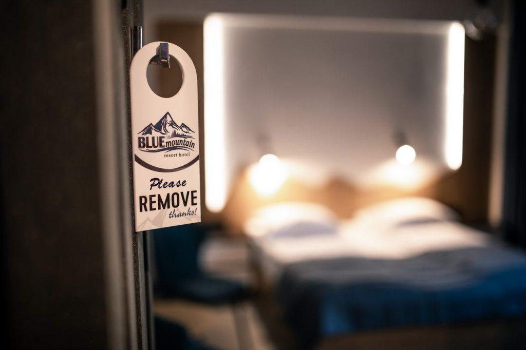 Отдых в отеле Blue Mountain - заказать номер в Полянице (курорт Буковель) фото №33