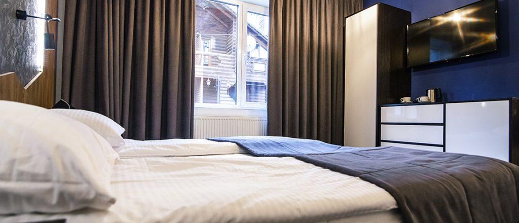 В отеле Blue Mountain заказать НОМЕР 11 в буковеле фото №1