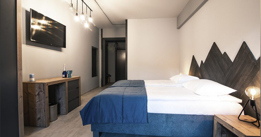 В отеле Blue Mountain заказать НОМЕР 21 в буковеле фото №10