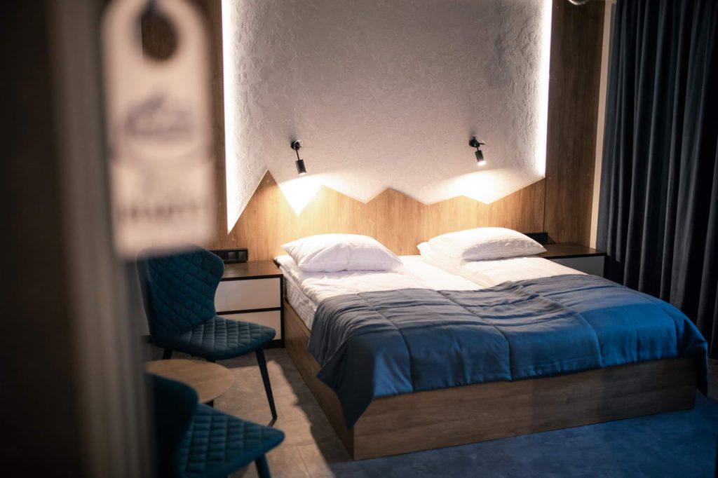 Отдых в отеле Blue Mountain - заказать номер в Полянице (курорт Буковель) фото №37