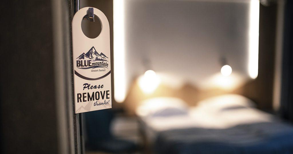 В отеле Blue Mountain заказать НОМЕР 13 в буковеле фото №7