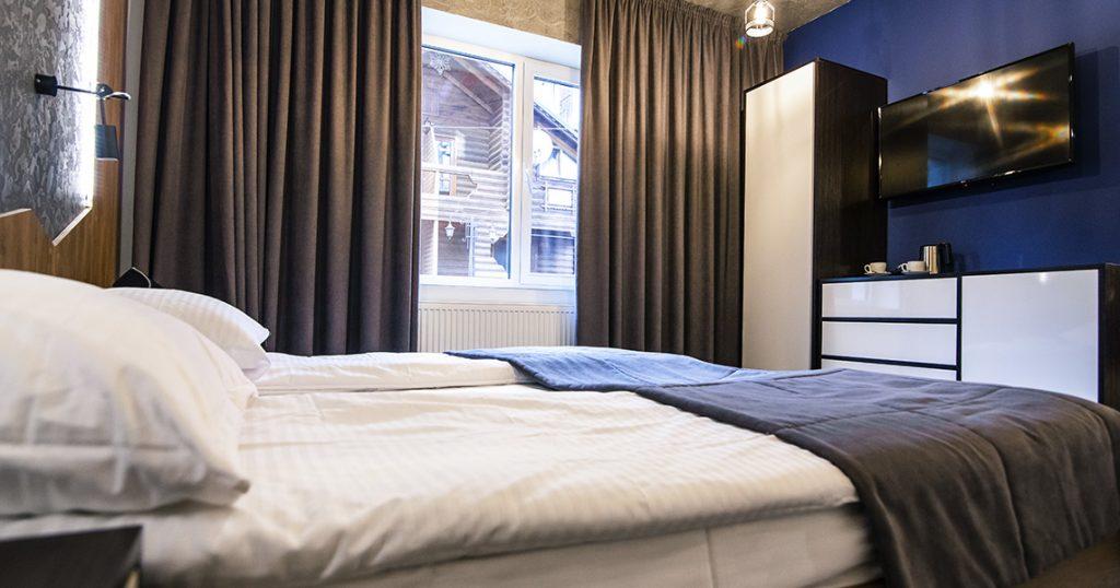 В отеле Blue Mountain заказать НОМЕР 24 в буковеле фото №1