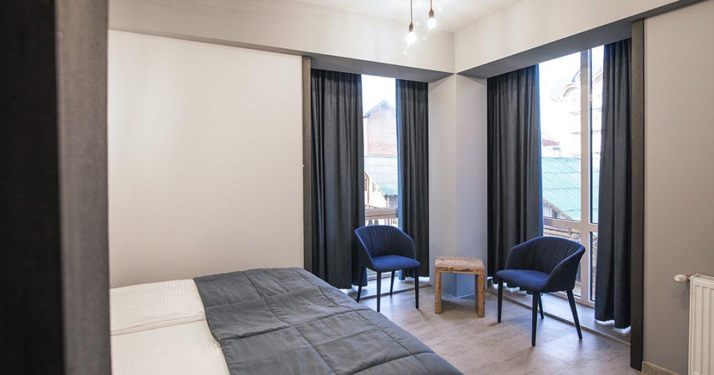 В отеле Blue Mountain заказать НОМЕР 44 в буковеле фото №9