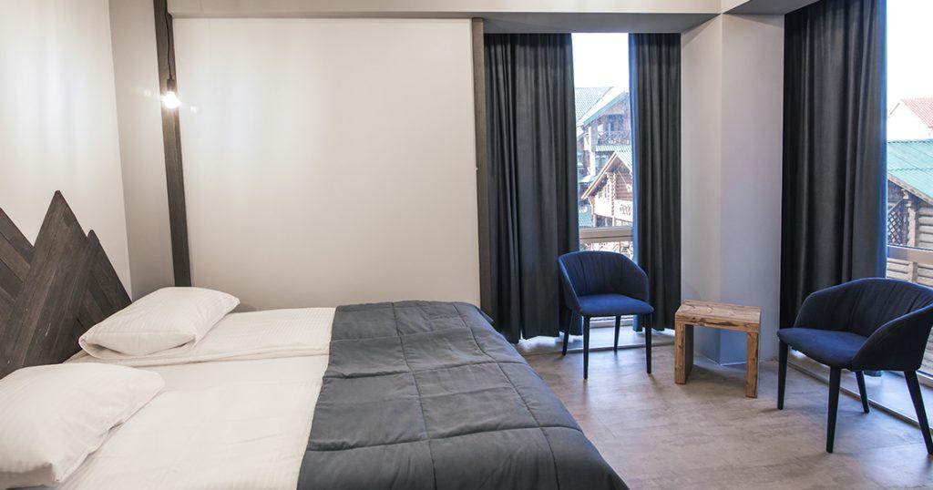 В отеле Blue Mountain заказать НОМЕР 34 в буковеле фото №9